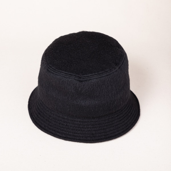 Nine Tailor Shaggy Hat Black