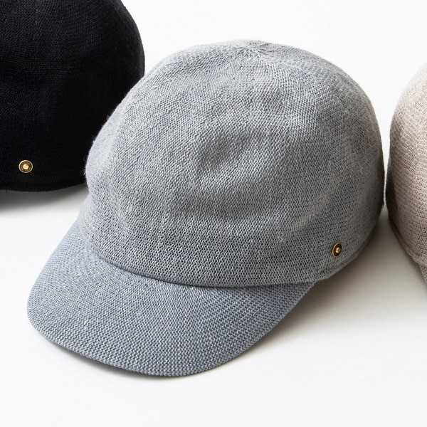 Nine tailor Lande Cap グレー