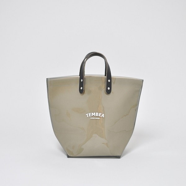 TEMBEA DELIVERY TOTE MEDIUM PVC ブラック