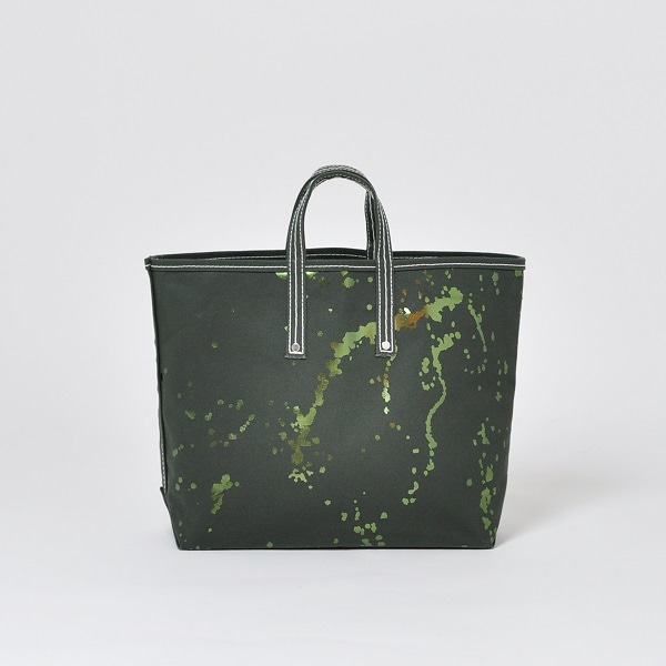 TEMBEA PAINTER TOTE SMALL オリーブ